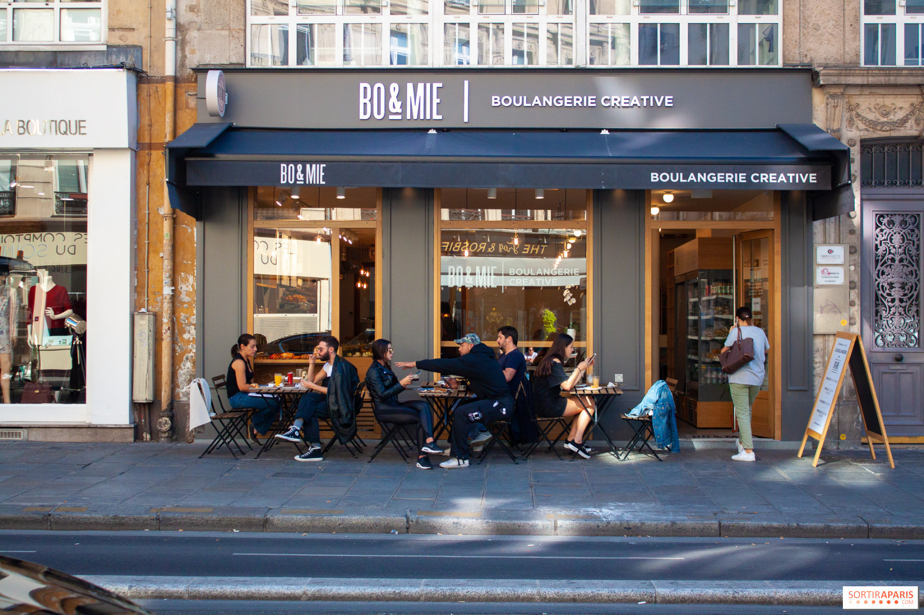 巴黎最大麵包店開張!BO&MIE帶你認識「法式生活」必備糕點
