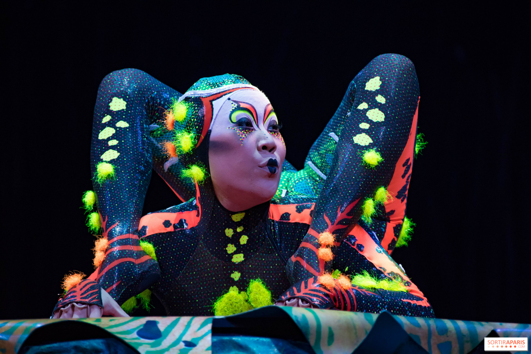Totem, Cirque du Soleil new show 2018 in Paris, review and ...