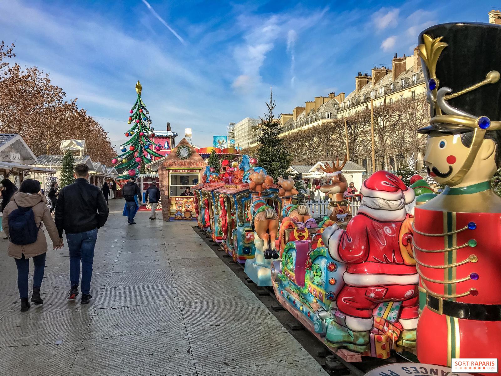 Christmas Magic Free Entertainments For Children At Paris Jardin