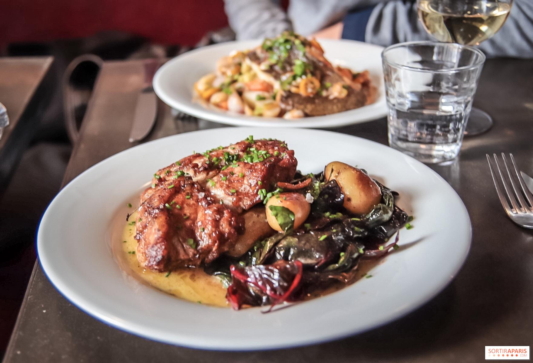 La Cuisine De Bistrot quedubon, paris 19th arrondissement gourmet bistro
