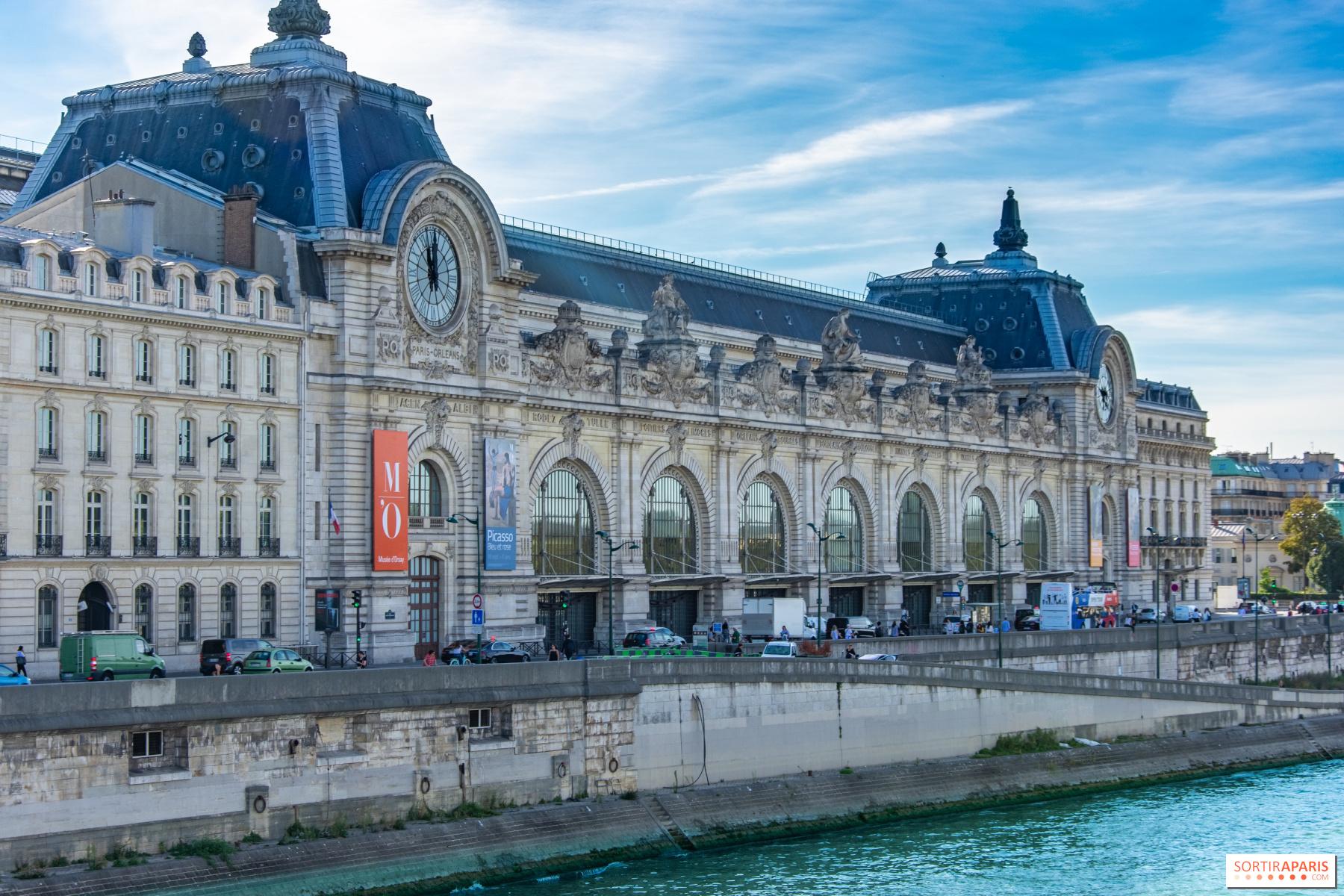 Coronavirus : Le Musée d'Orsay propose des visites virtuelles pour ...
