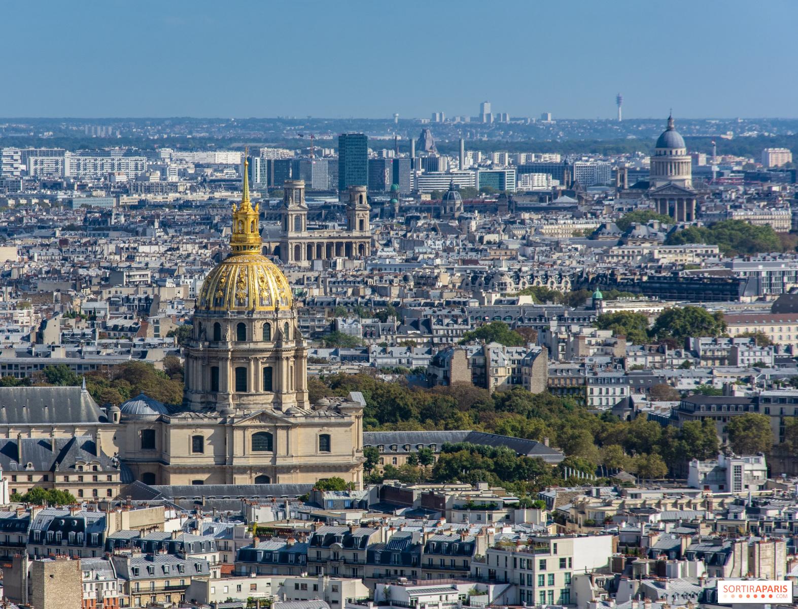 Les actualités et infos à Paris, Ile de France ce lundi 16