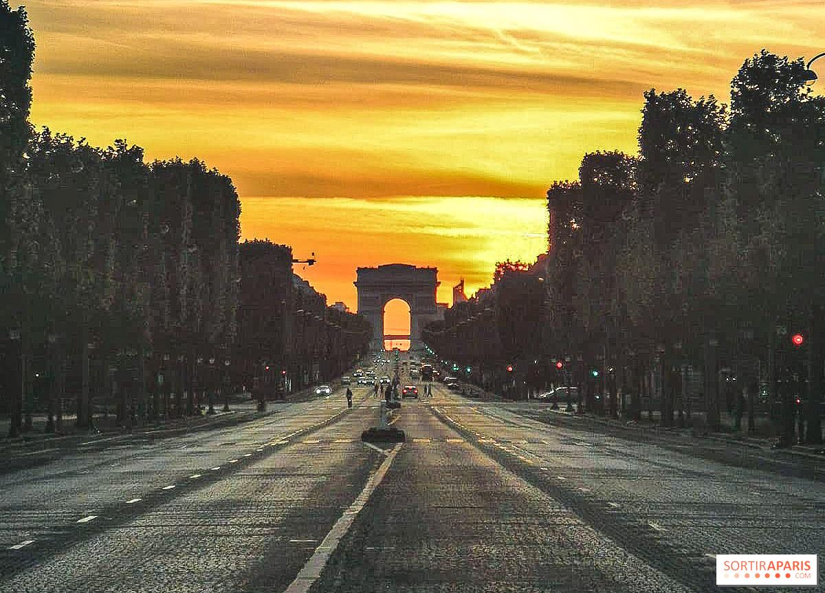 Arrivee Du Tour De France 2020 Sur Les Champs Elysees A Paris Les Recommandations Sanitaires Sortiraparis Com