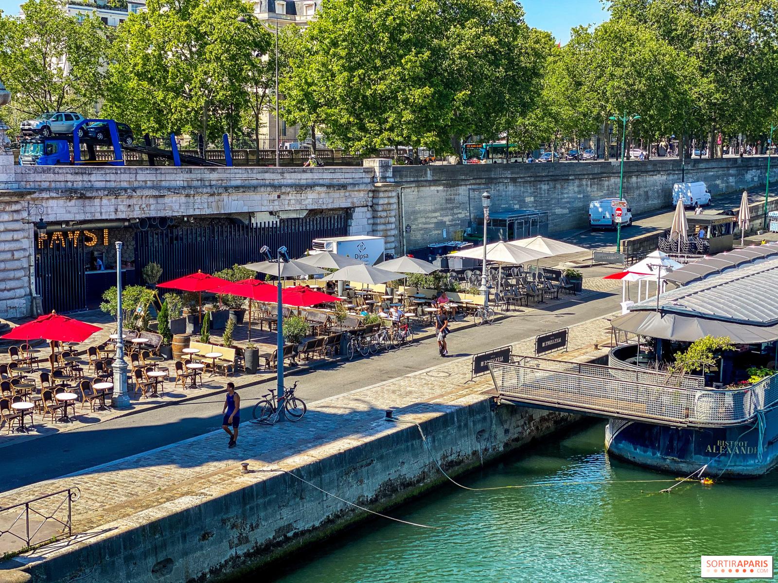 Surréaliste Les plus belles terrasses de Paris de l'été 2020 - Sortiraparis.com SU-02