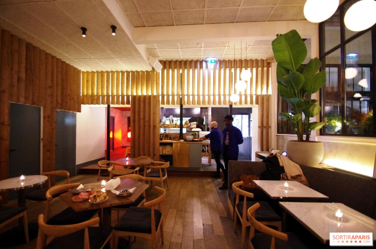 Malro A Paris Mediterranean Restaurant By Denny Imbroisi Et