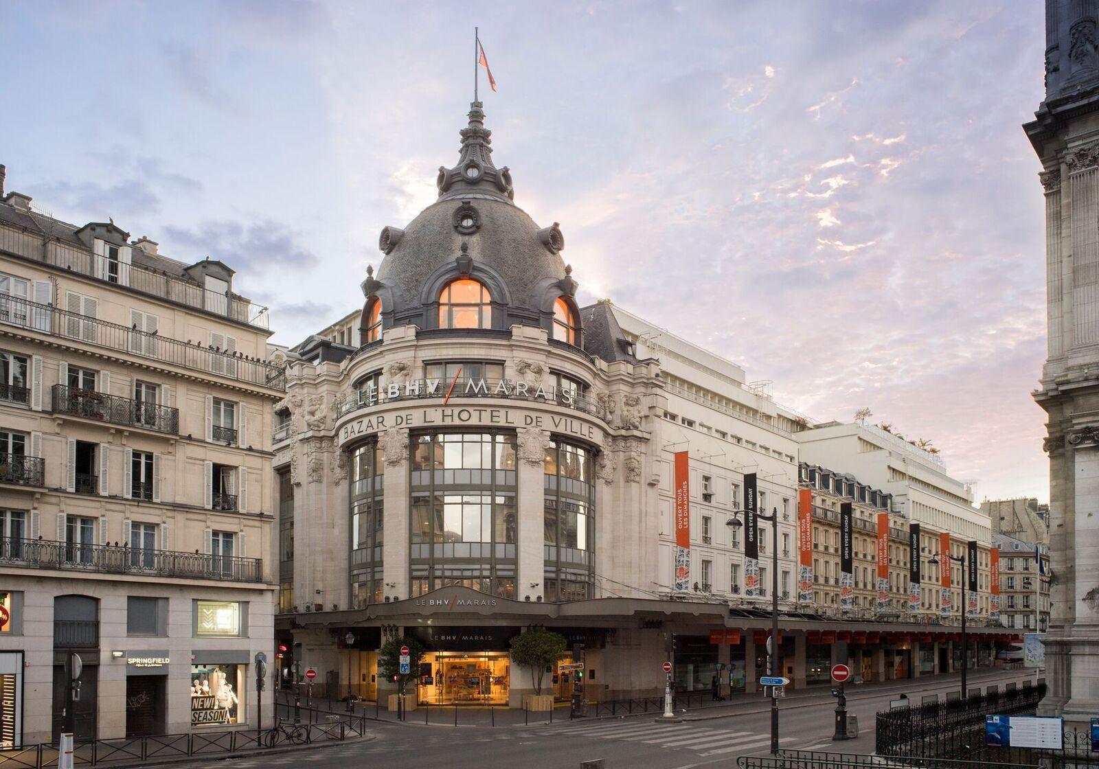 巴黎BHV百貨
