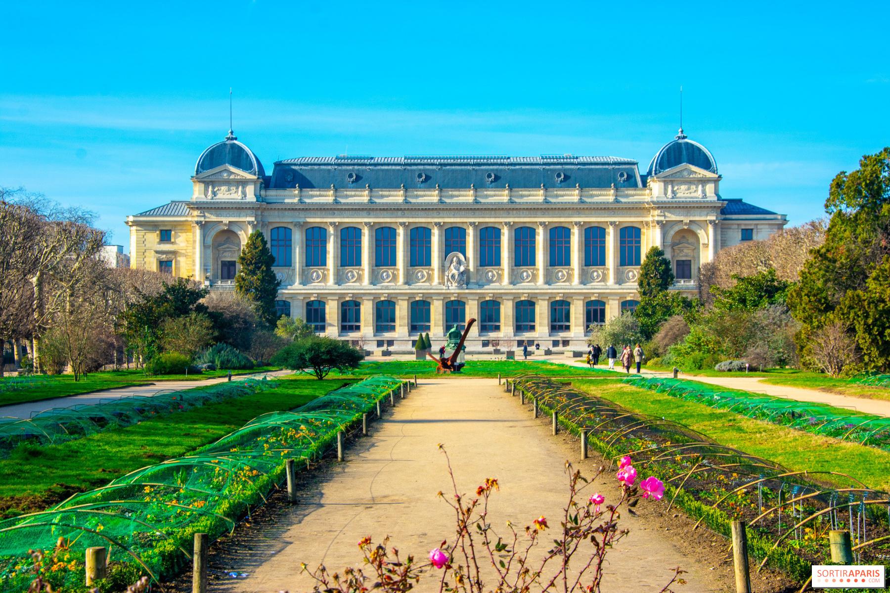 Journées du Patrimoine 2019 à Paris : jardin des plantes ...