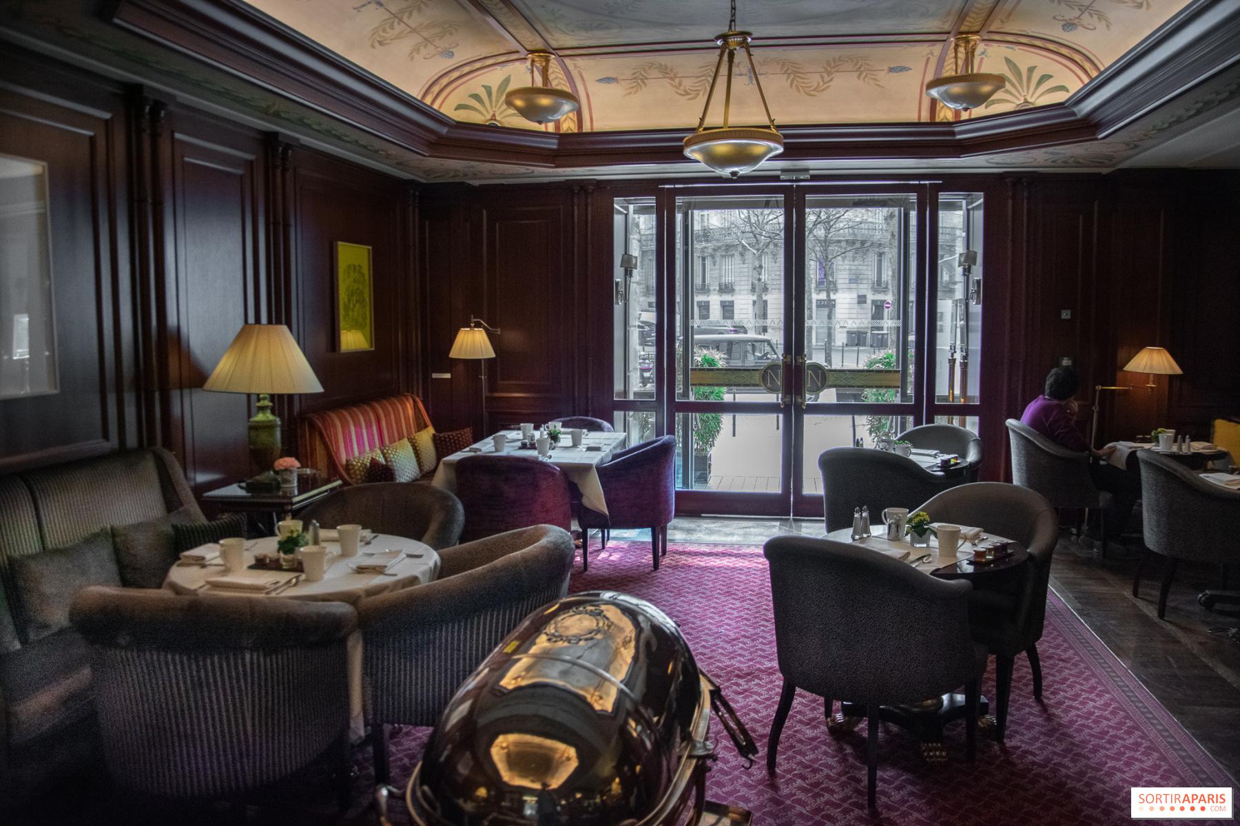 Brunchs De L Etoile By Hotel Napoléon In Paris Our Pictures