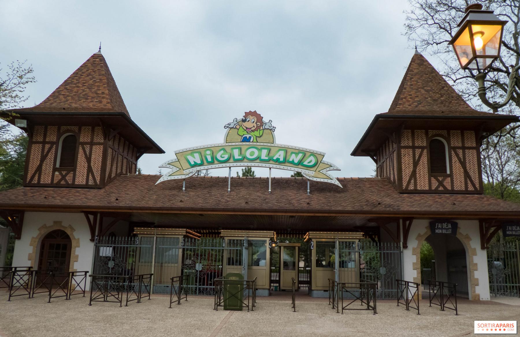 Les Plus Belles Caravanes De Forains nigloland, le parc d'attraction et ses nouveautés 2019