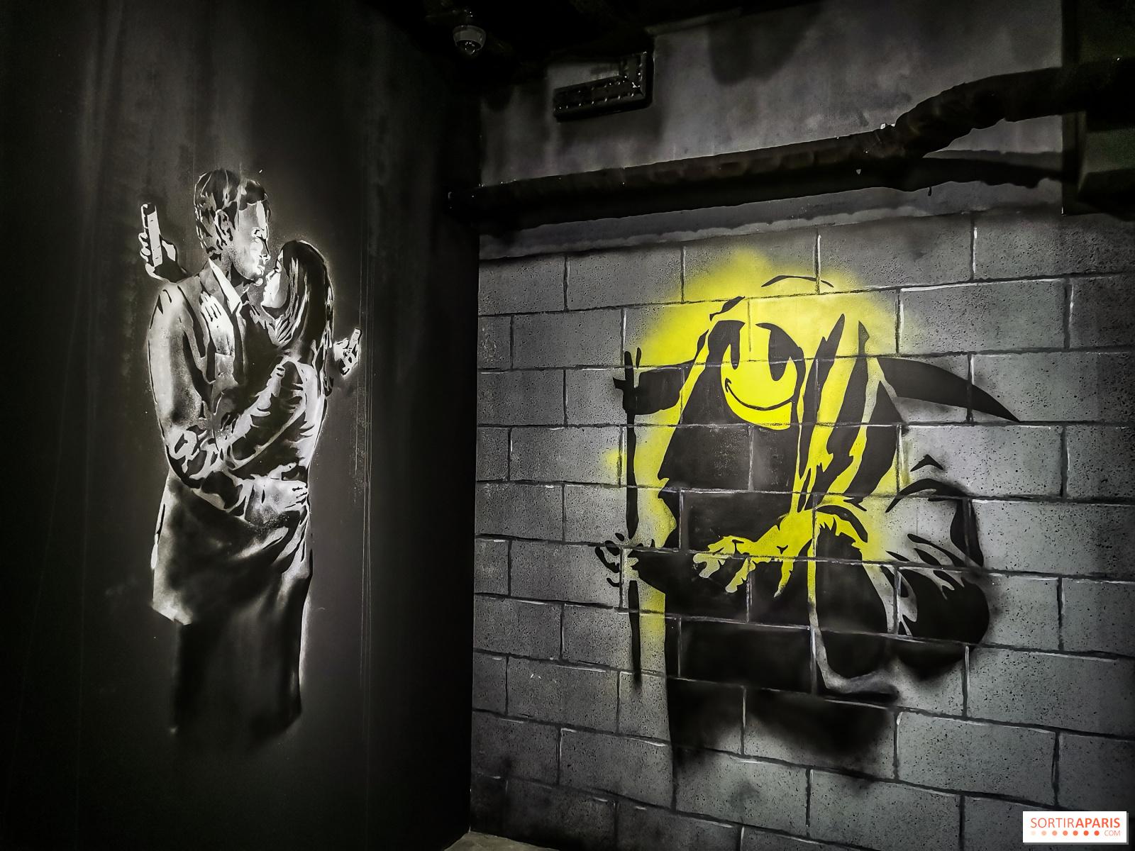 Art Mural Plage Metal