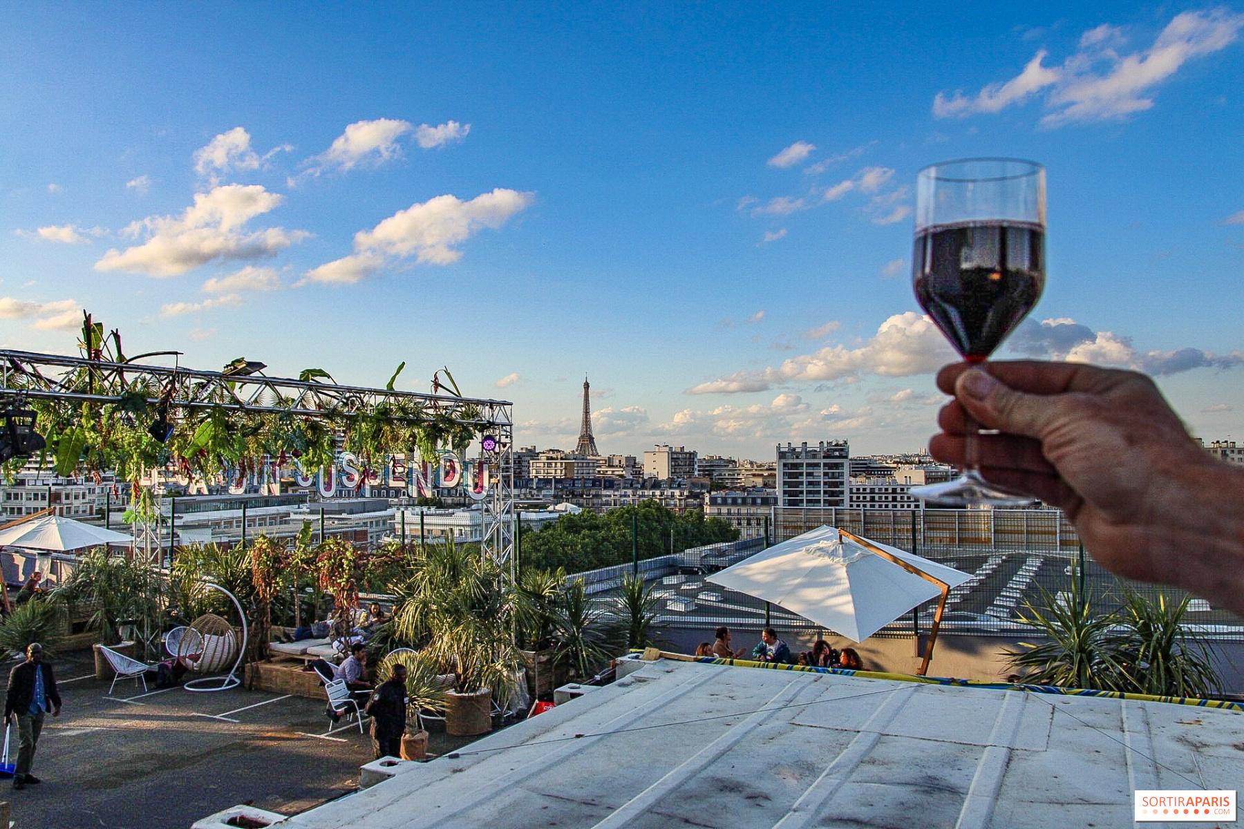 The Jardin Suspendu 2019 The Huge Green Rooftop Of Paris