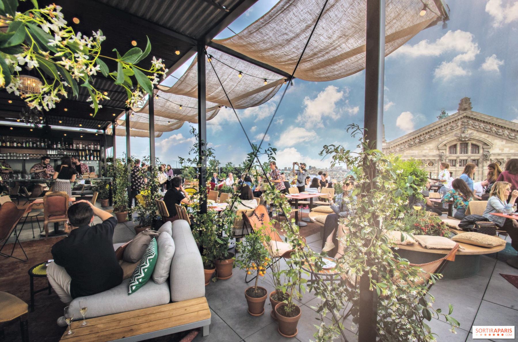 Restaurant Ephemere Paris