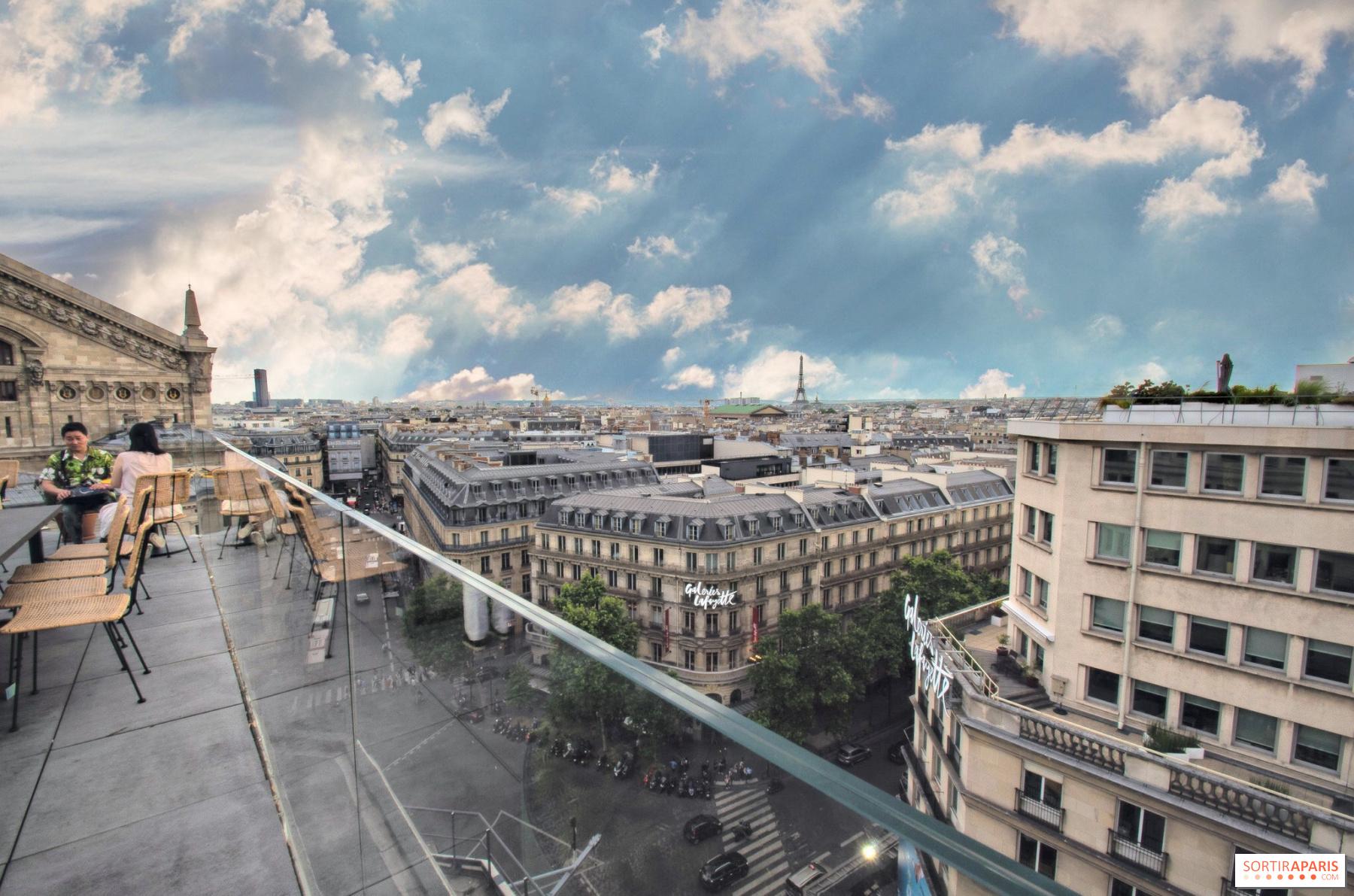 Audacieux Les plus belles terrasses en rooftop de l'été 2020 à Paris HI-89
