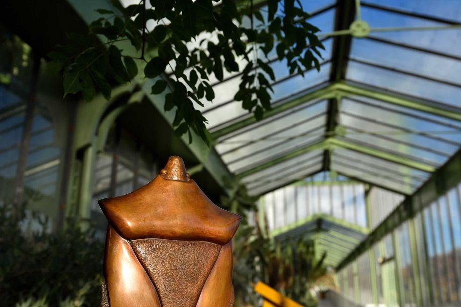 Carapaces et Sortilèges, the exhibition in Paris Jardin des ...