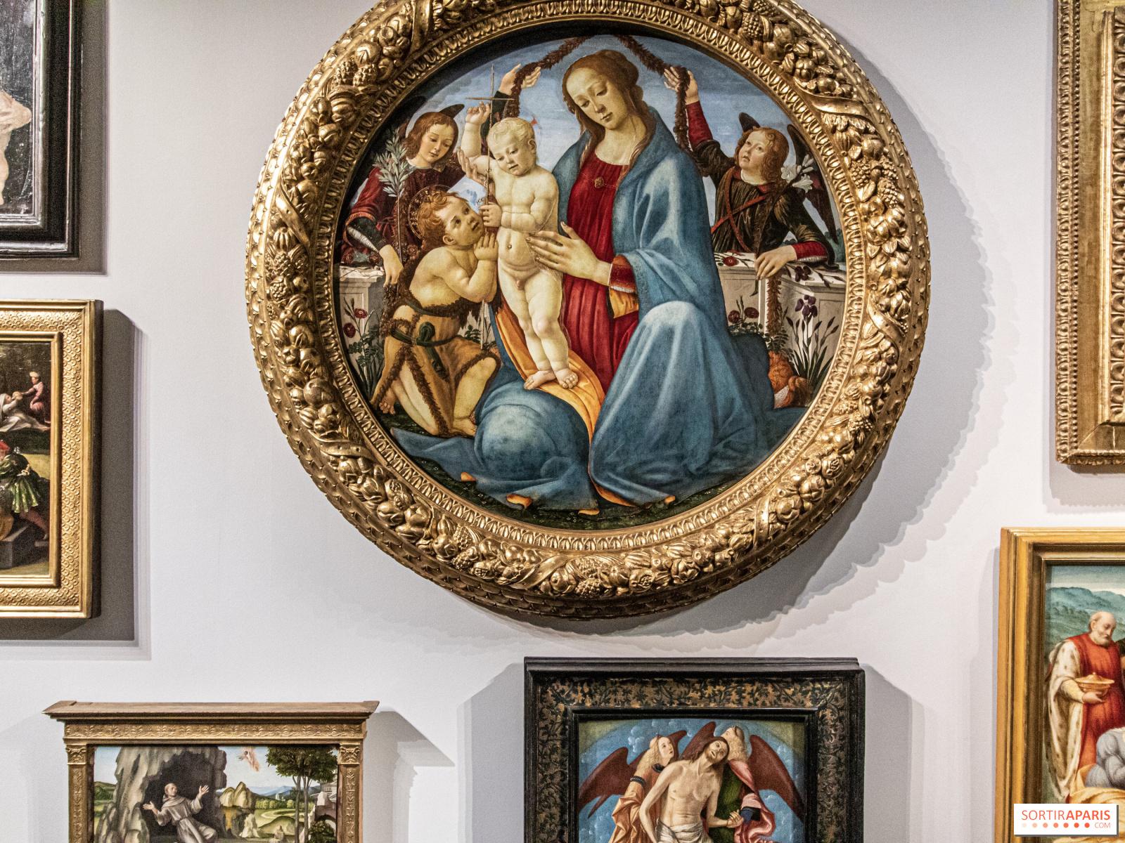 Les Chefs D Oeuvres De La Peinture Italienne De La Collection Alana Au Musee Jacquemart Andre Les Photos Sortiraparis Com