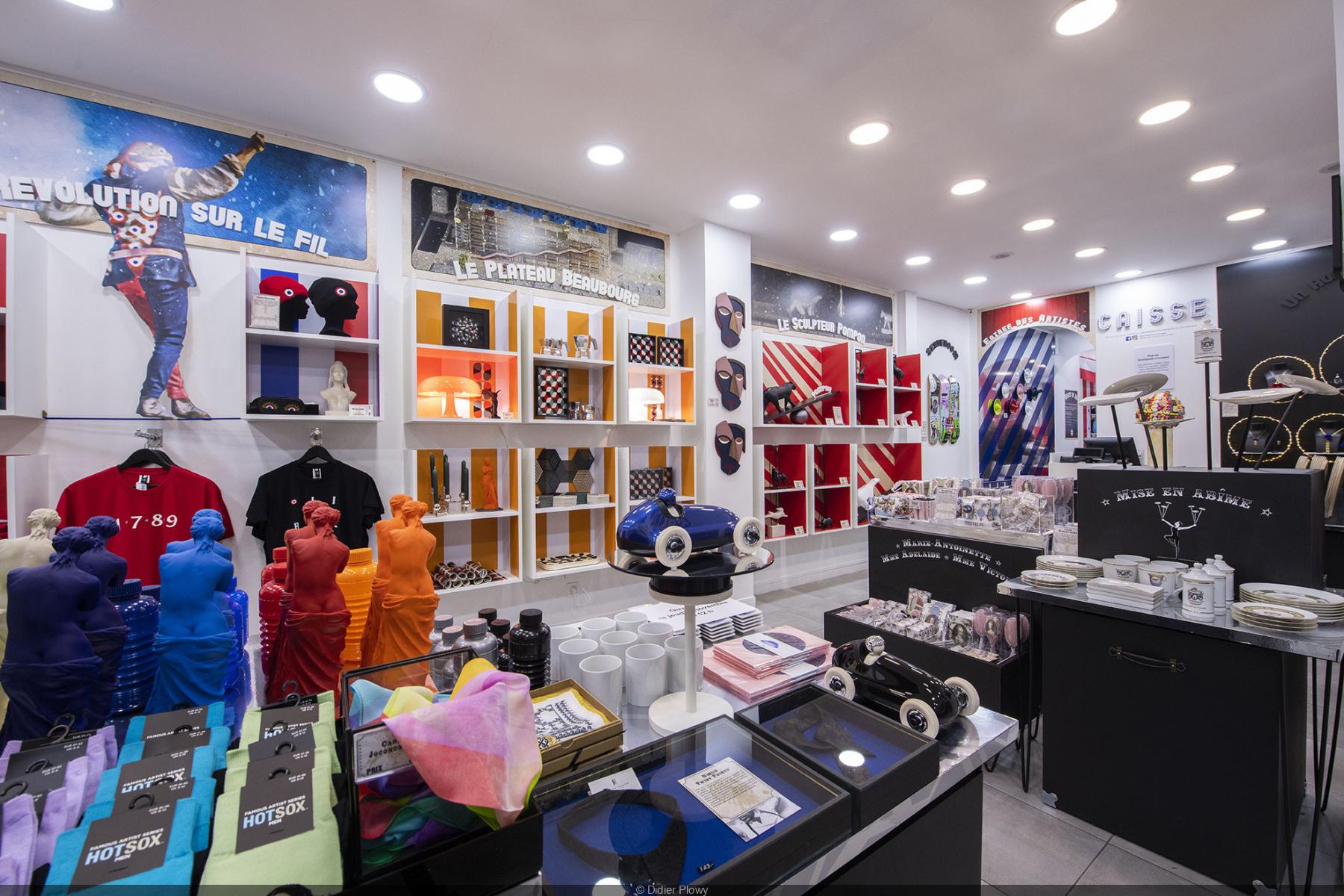 Boutiques De Musées Le Pop Up Store Pour Un Noël 2019