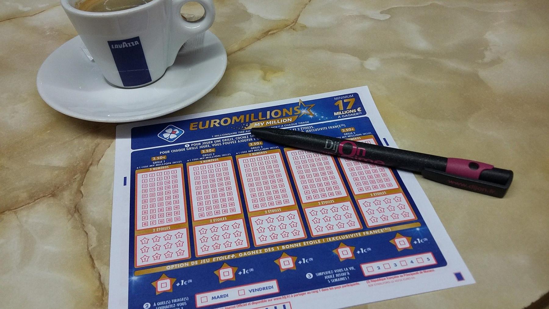 Jackpot Euromillions
