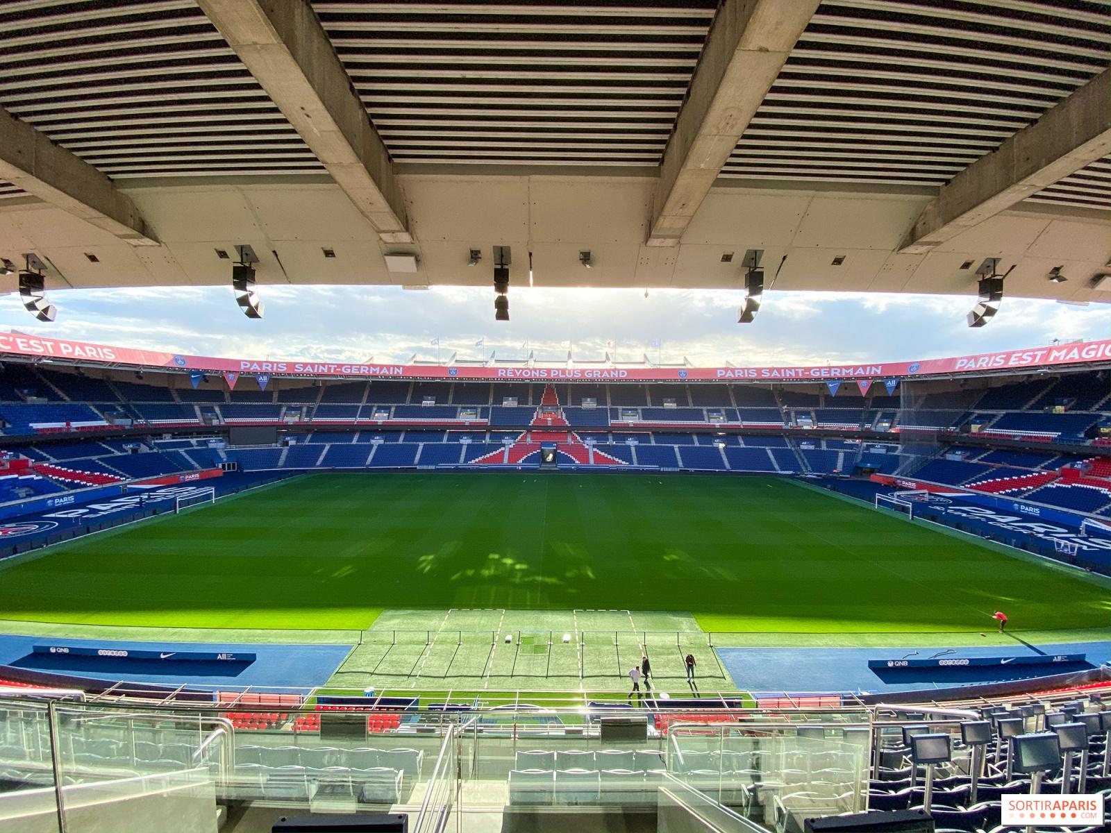La PSG Expérience : visite du stade et expériences VR au ...
