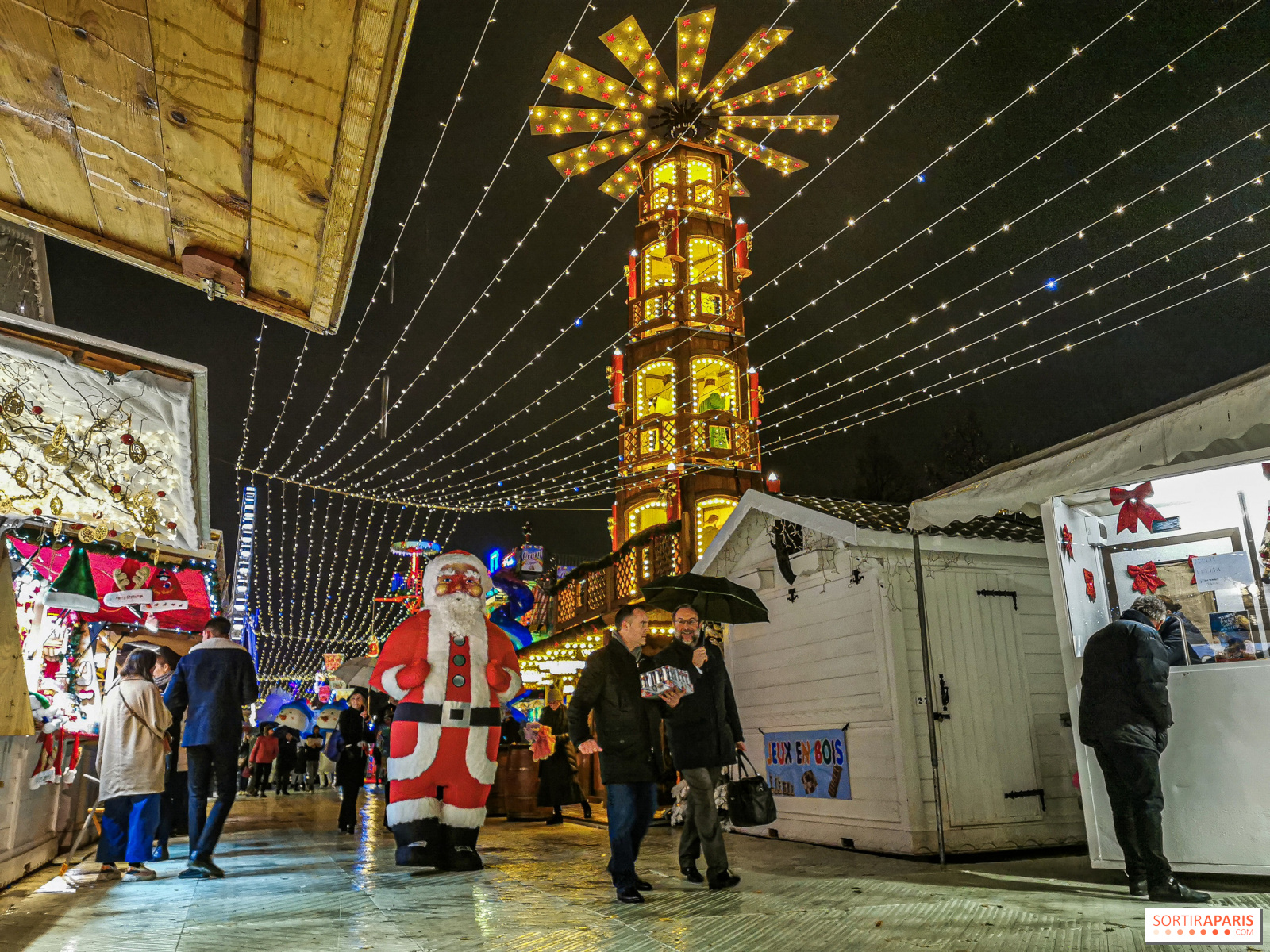 Tuileries Garden Christmas Market 2019 Sortiraparis Com