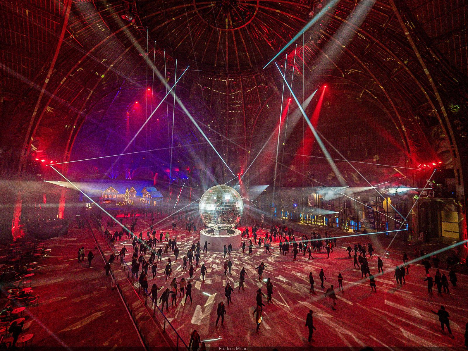 Le Grand Palais Des Glaces 2019 2020 La Patinoire Géante à Paris Derniers Jours Sortiraparis Com