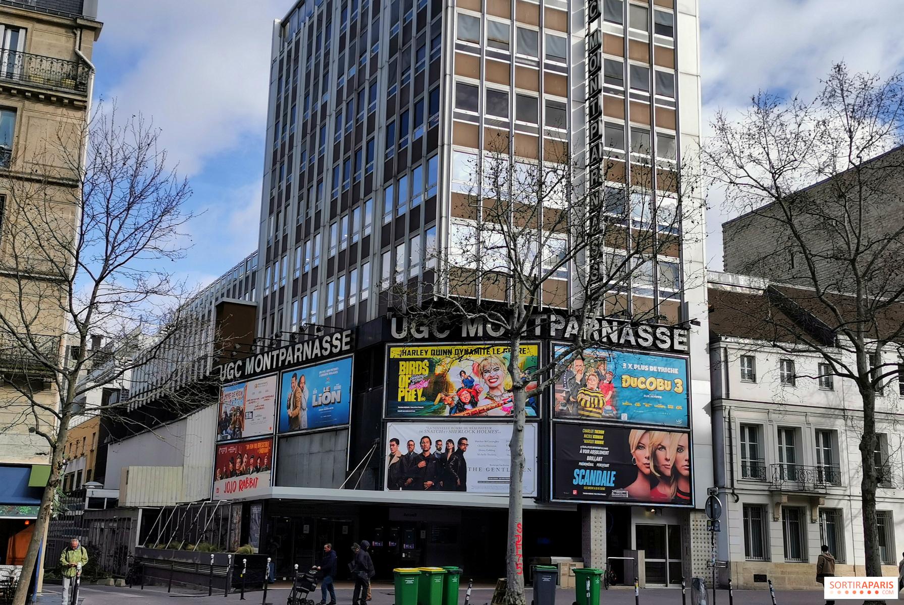 Le cinéma UGC Montparnasse - Sortiraparis.com