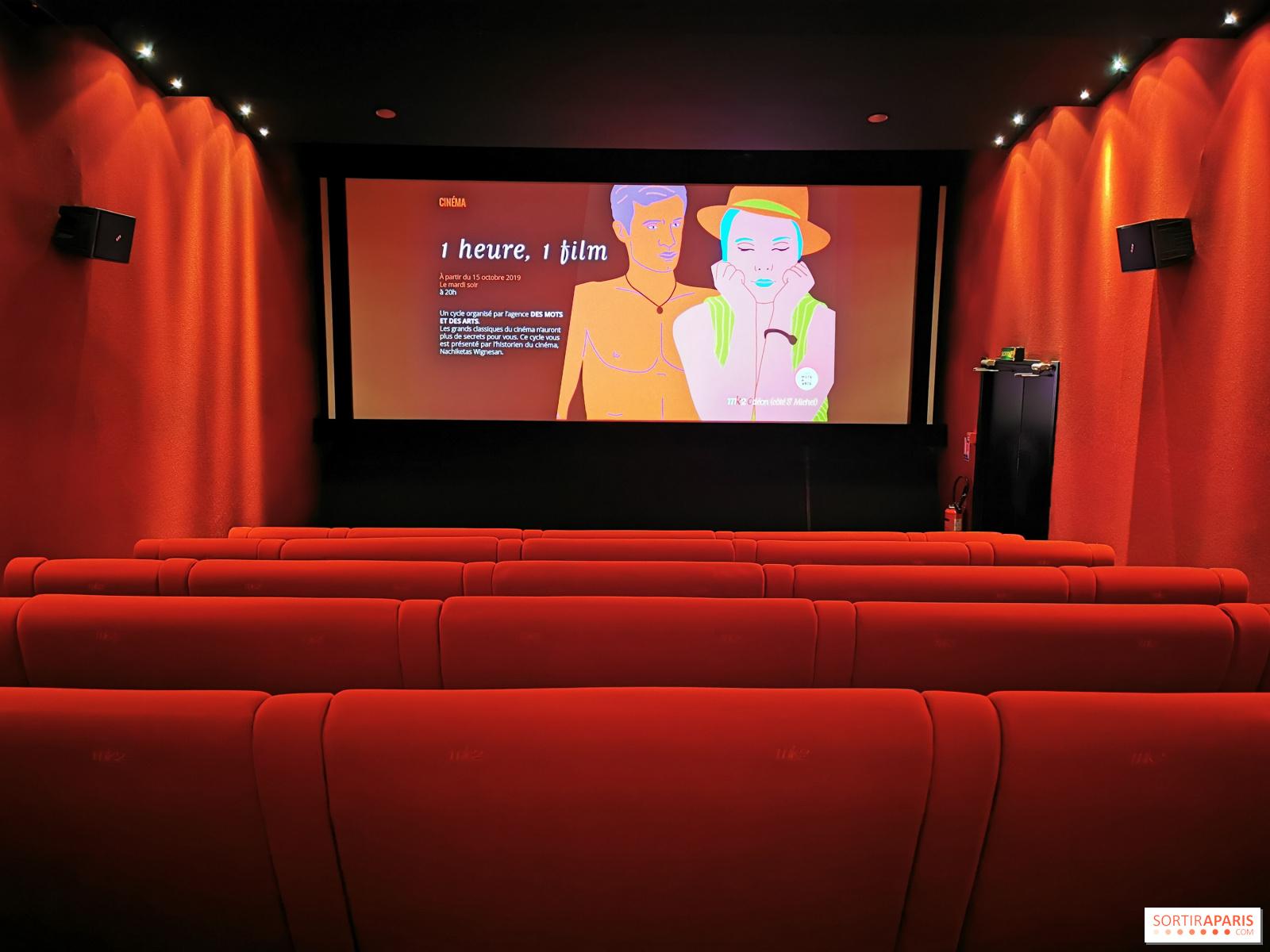 MK10 Odéon : un cinéma animé au coeur du quartier Latin