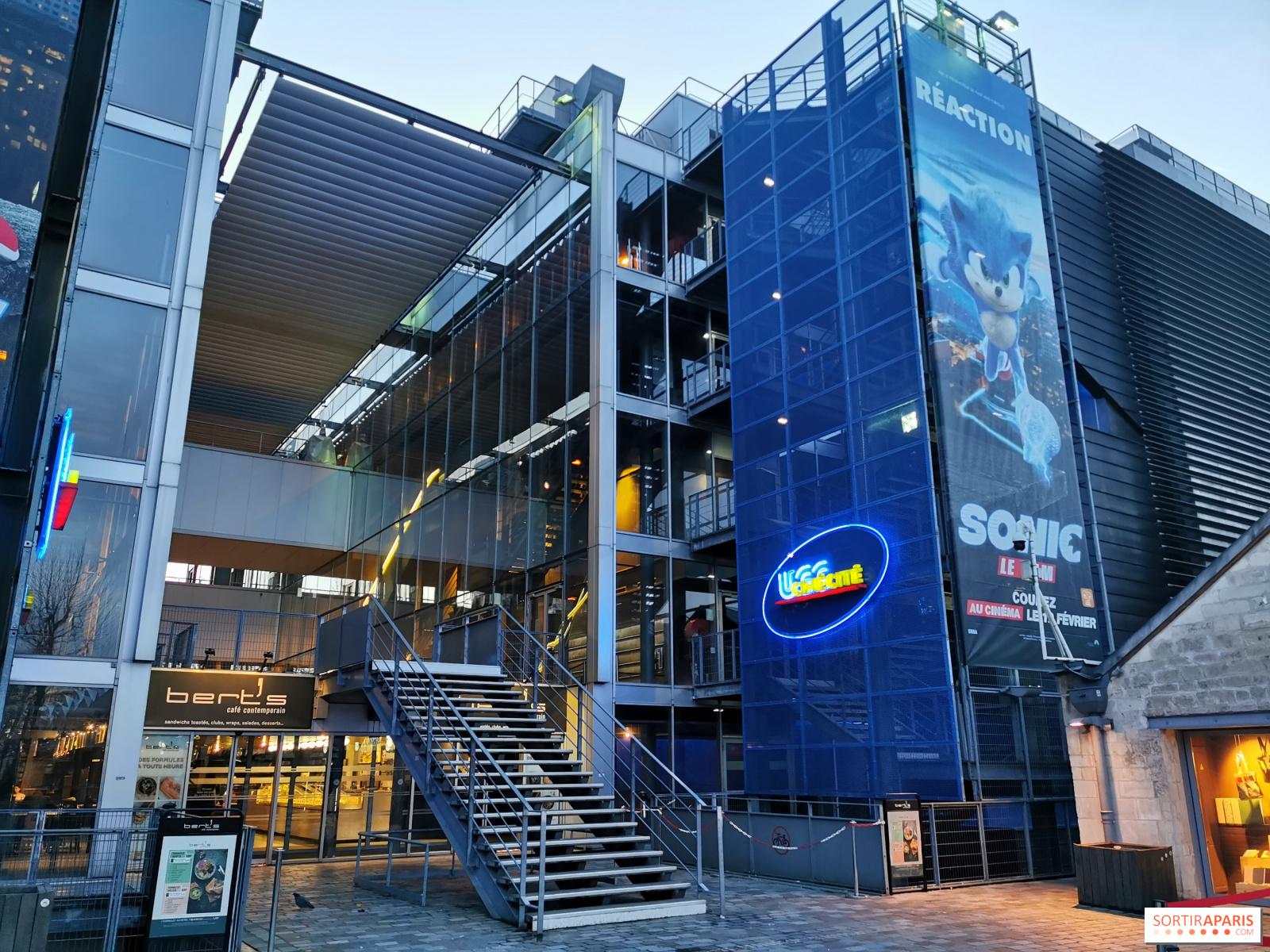 Le complexe cinéma UGC Bercy à Paris - Sortiraparis.com