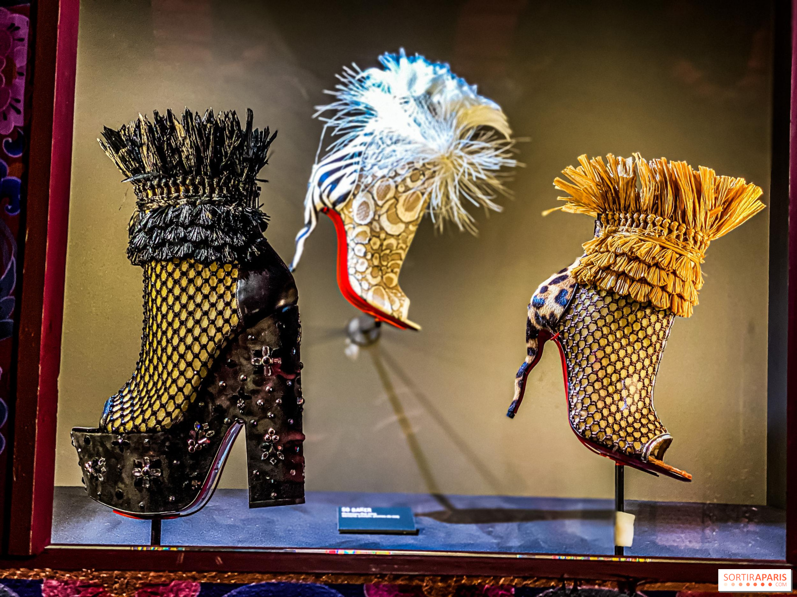 boutique louboutin saint honore