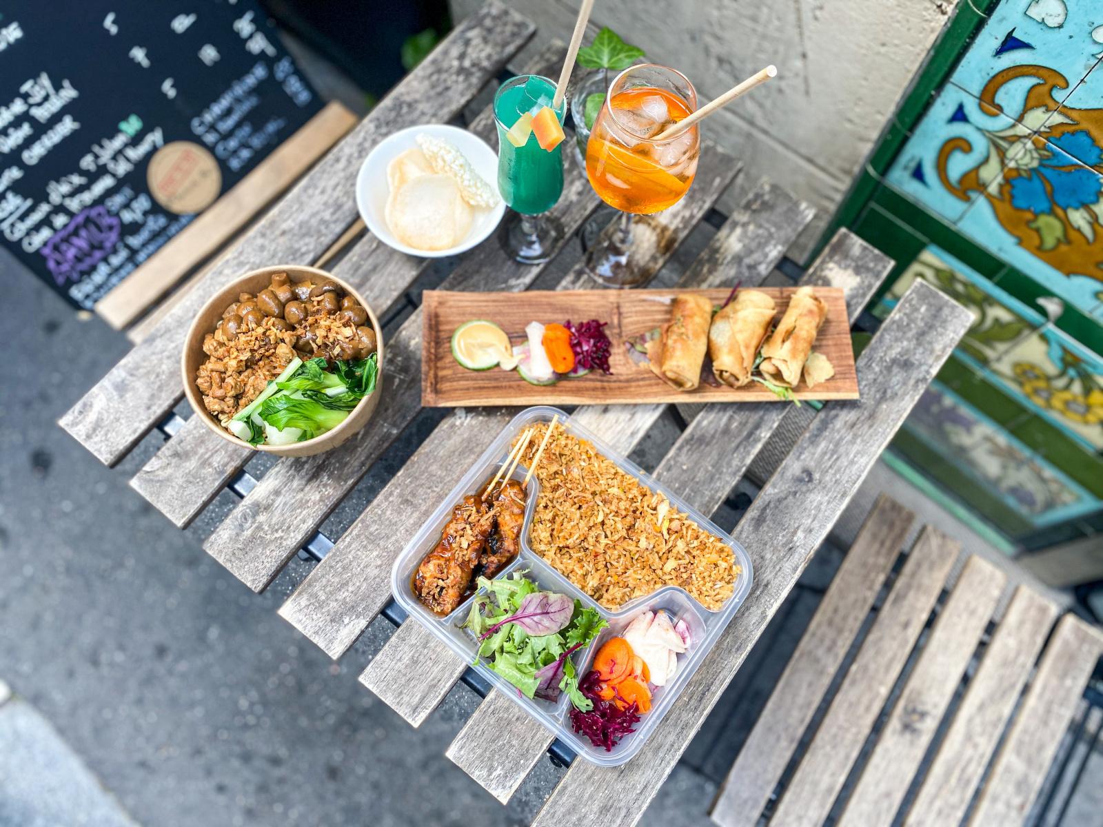 Le top des restaurants en livraison à Paris - Sortiraparis.com