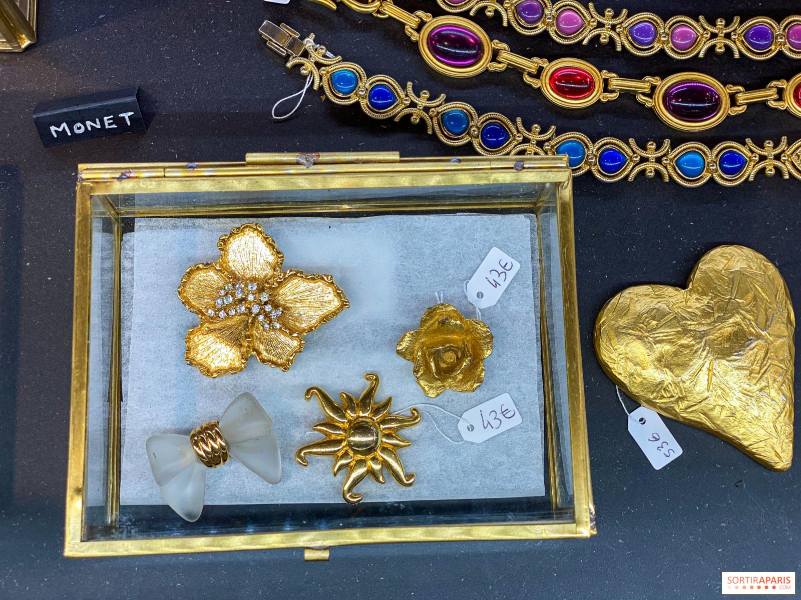 bijoux style vintage paris