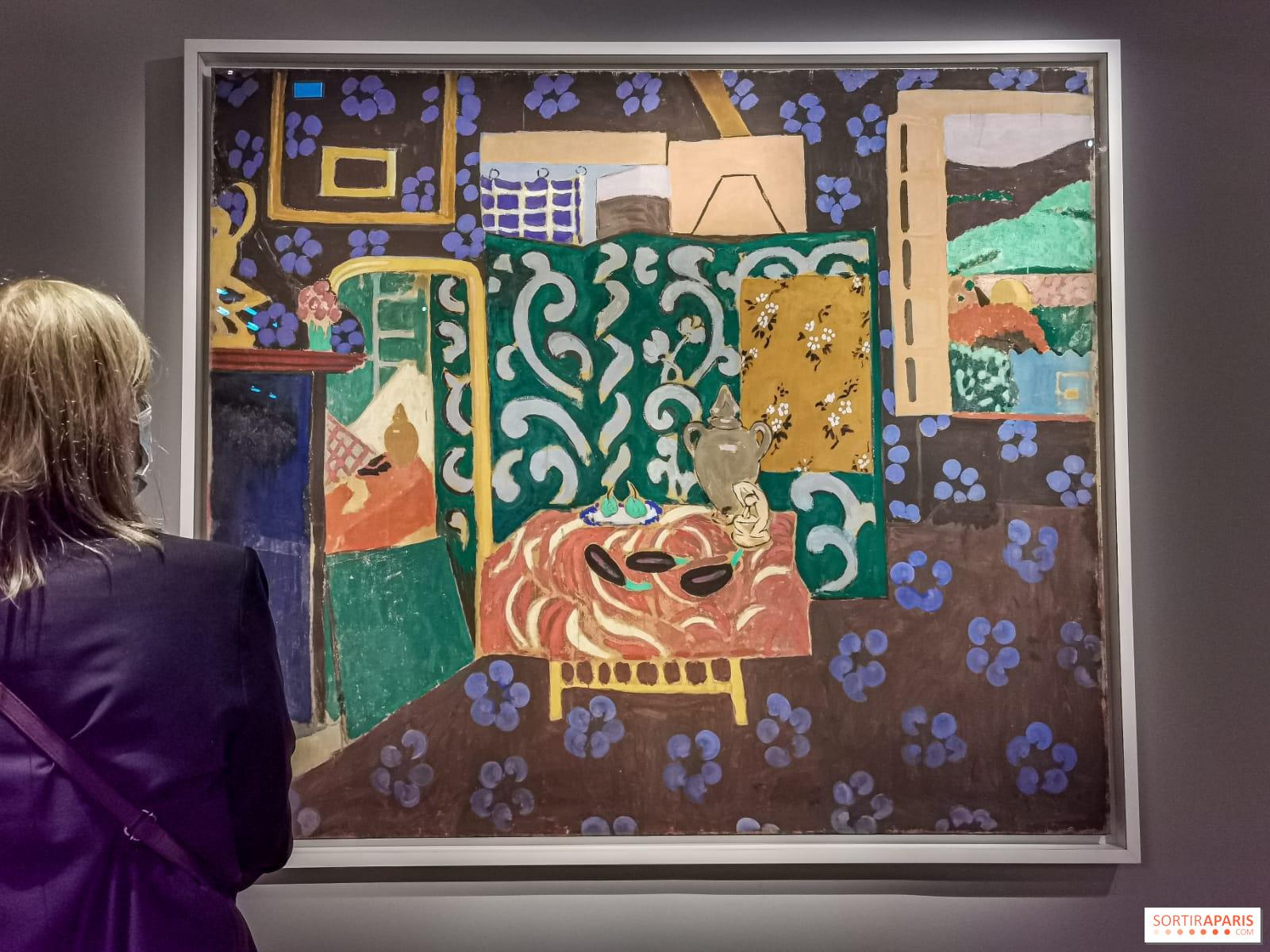 Matisse Comme Un Roman Nos Photos De L Exposition Du Centre Pompidou Sortiraparis Com
