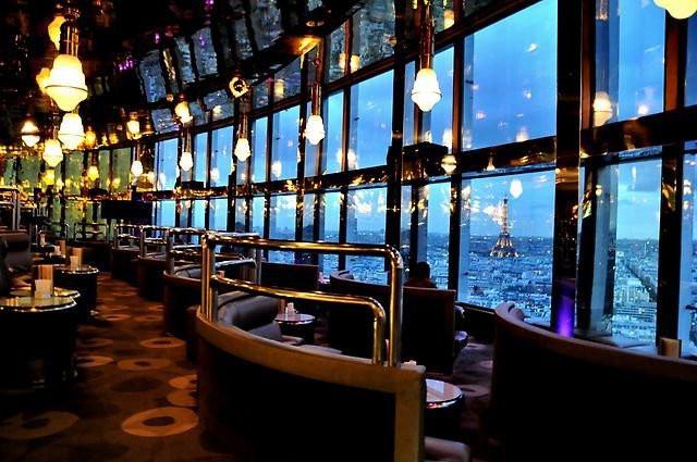 Photo Hotel Concorde Lafayette Bar Panoramique Hotel