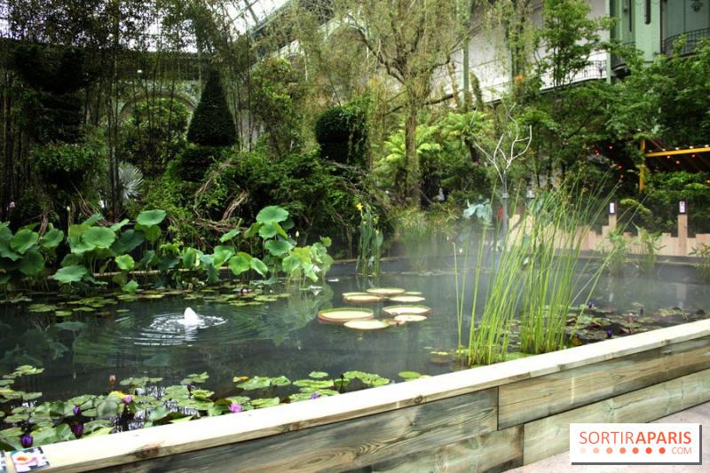 Photo l 39 art du jardin au grand palais l 39 art du jardin s for Art du jardin zbinden sa