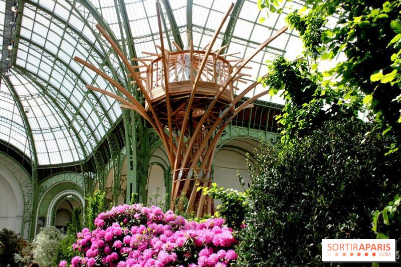 Album photos l 39 art du jardin s 39 installe au grand palais for Art du jardin grand palais
