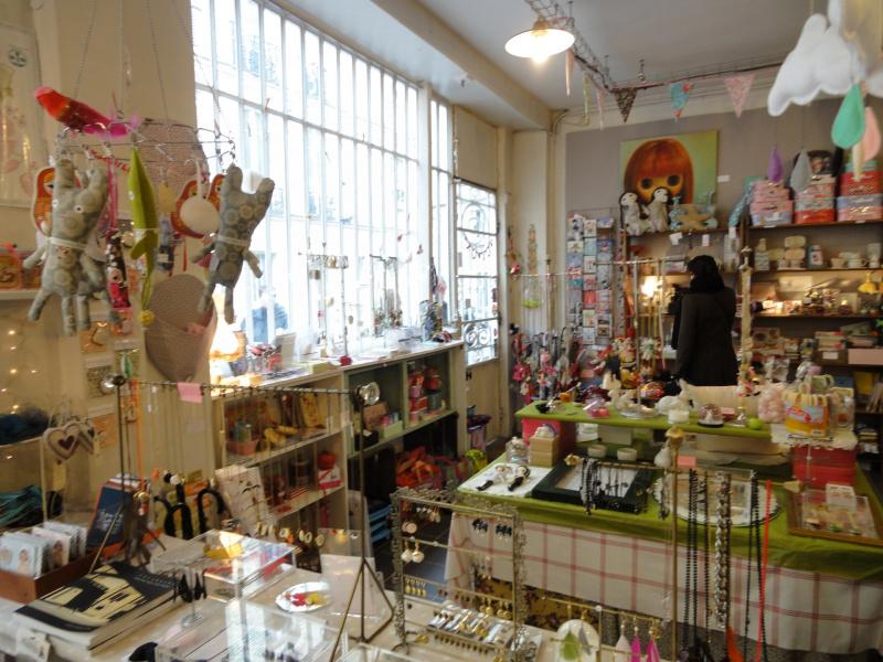 Photo les fleurs paris boutique mode shopping passage josset les fleurs - Fleurs artificielles paris magasin ...