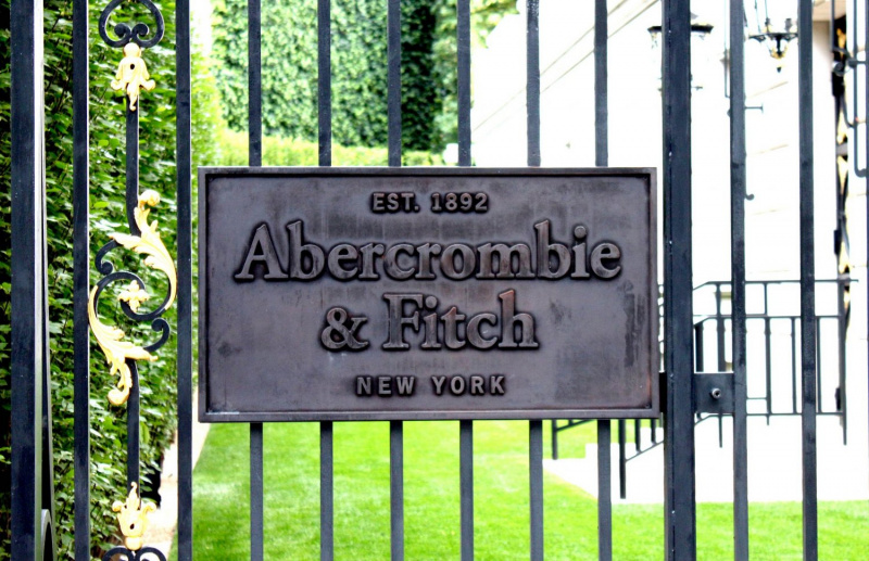 abercrombie and fitch fr