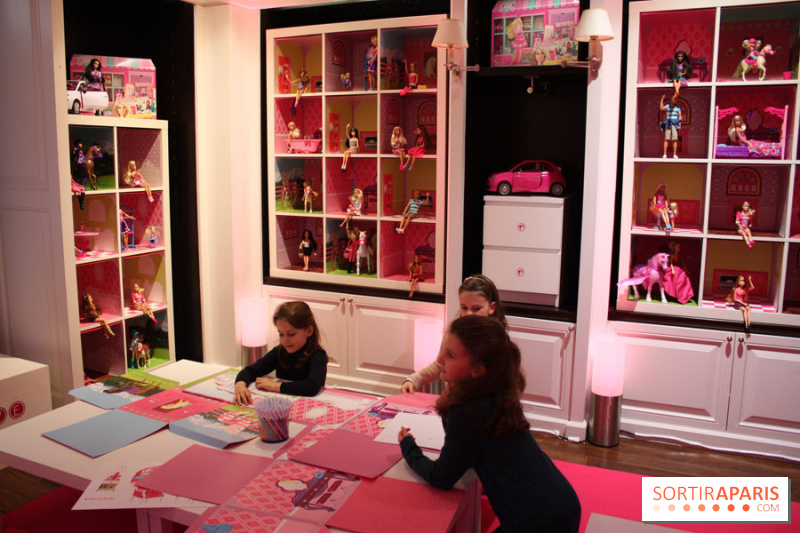 Maison barbie paris