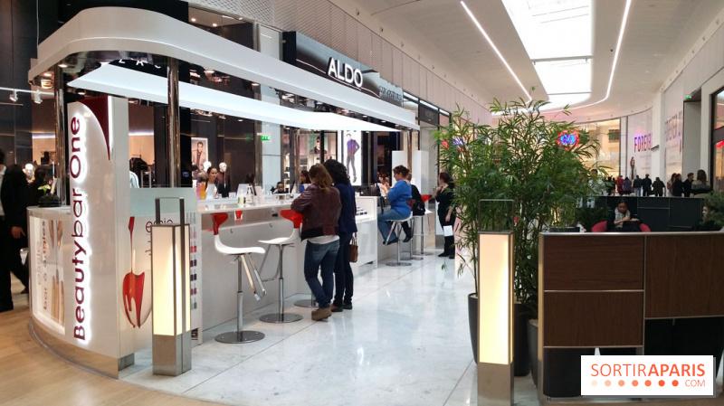 Aeroville le centre commercial de roissy tremblay en france - Centre commercial aeroville ...
