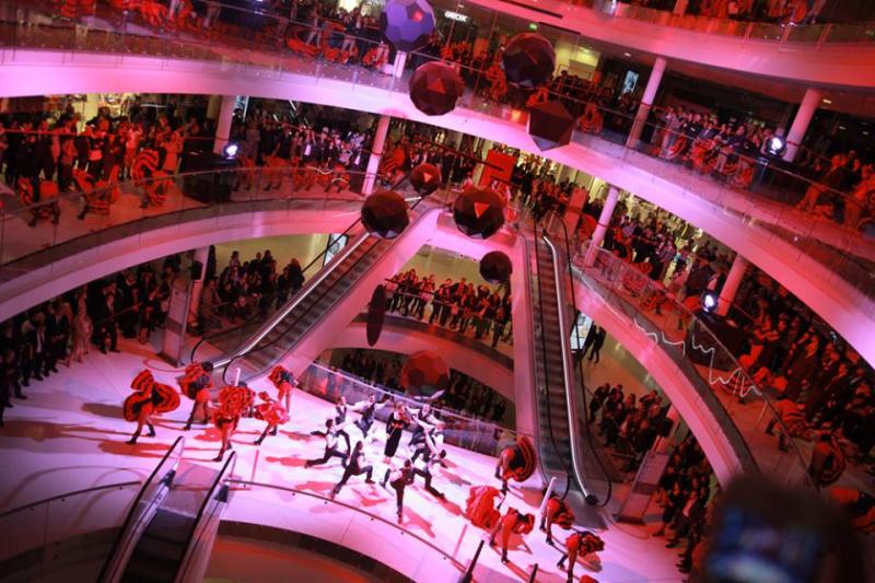 Photo inauguration du centre commercial beaugrenelle paris centre commerc - Programme cinema beaugrenelle ...