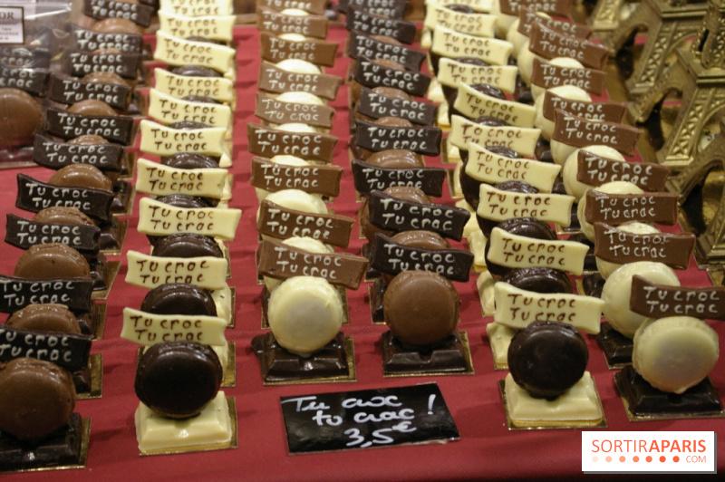 Photo salon du chocolat 2013 paris expo porte de for Salon a paris en novembre