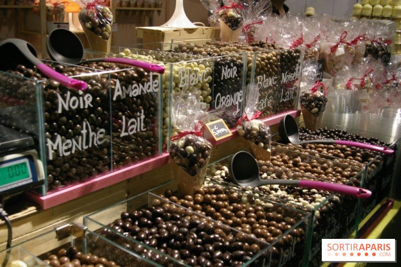 Photo salon du chocolat 2013 paris expo porte de for Salon d automne porte de versailles