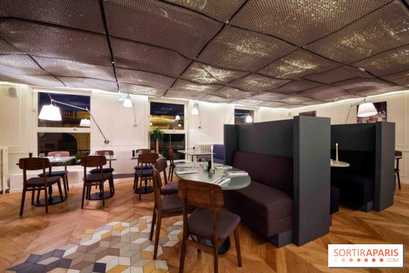 album photos la maison f paris. Black Bedroom Furniture Sets. Home Design Ideas