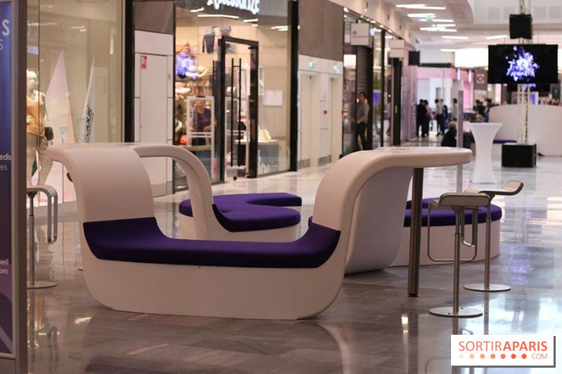 Photo centre commercial qwartz espace d tente centre for Centre detente paris
