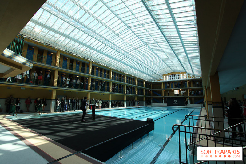 Photo molitor piscine int rieure molitor piscines for Piscine molitor restaurant