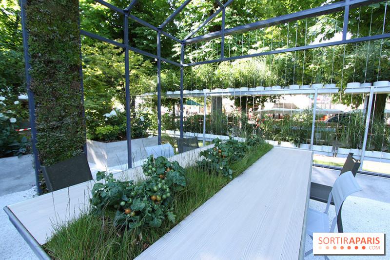 Photo jardins jardin aux tuileries 2014 bureau fertile for Jardins jardin aux tuileries