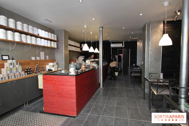 Photo 2 amalth e p tisserie salon de th paris for Salon patisserie