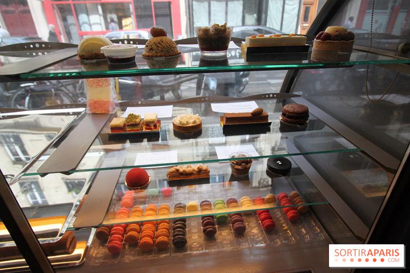 Photo 3 amalth e p tisserie salon de th paris for Salon patisserie