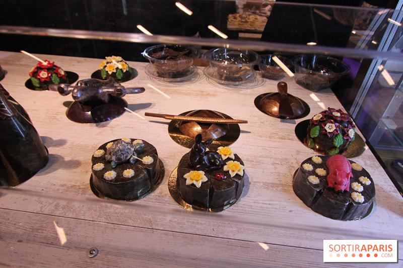 Photo 28 le salon du chocolat 2014 for Salon du chocolat montauban