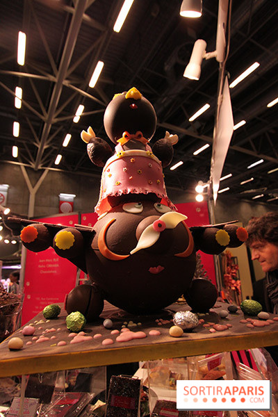 Photo 31 le salon du chocolat 2014 for Salon du chocolat montauban