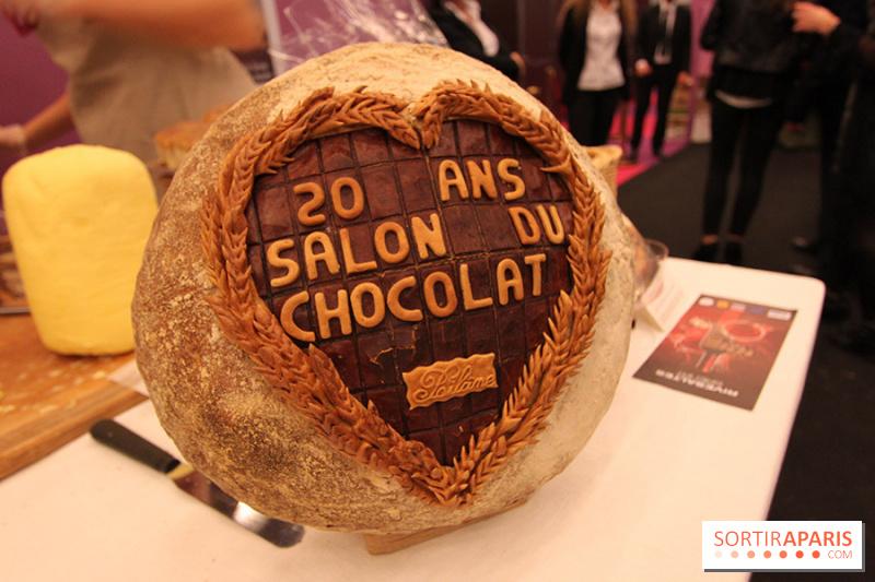 Photo 44 le salon du chocolat 2014 for Salon du chocolat montauban